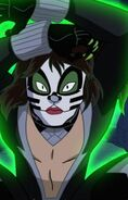 Catman KISS (Scooby-Doo and Kiss rock and roll mystery)