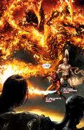 St. John Allerdyce Pyro (Marvel Comics) fire giant