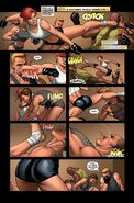 Unarmed Combat By Black Widow