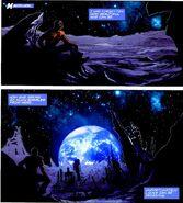 Vaccum Adaption by Adam Brashear, the Blue Marvel