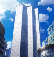 Windowless Building (Toaru Majutsu no Index)