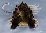 Black-tortoise-north