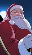 Marvel Comics Santa Claus