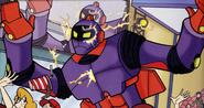 Rotten Robot