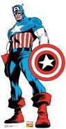 Captain America,Steve Rogers Earth-616