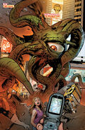 Shuma-Gorath - Mighty Avengers Vol 2 3