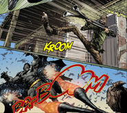 Scarecrow DC Comics Fear Toxin Blunderbuss Shotgun