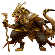 Serpent people pathfinder