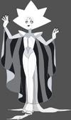 White Diamond StevenUniverse