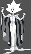 White Diamond StevenUniverse