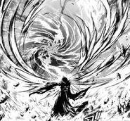 Kurei Mori using Jikuryūri