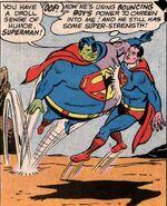 Composite Superman's (DC Comics) Ball Form