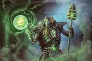 Cryptek Chronomancer Warhammer 40000