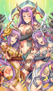 Medusa Euryale Stheno Gorgon All Three Forms