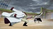 Shanks vs. Whitebeard (One Piece)