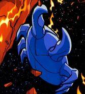 Khaji Da (DC Comics) Blue beetle scarab