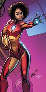 Riri Williams (Marvel)