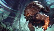 Udyr, The Spirit Walker (League of Legends)