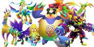 Dream Eaters Kingdom Hearts