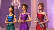 Muses of Magic Barbie