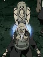 Tsunade (Naruto) Ōnoki Chakra Transfer1