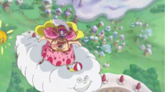 Big Mom riding on Zeus