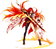 Flame Lord Elesis