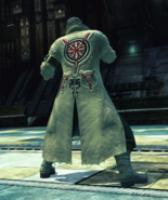 Snow Villiers Wild Bear Emblem Final Fantasy XIII Antimatter Manipulation Principle
