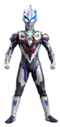 Ultraman Exceed X Render