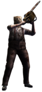 Chainsaw Man Resident Evil 4