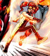 Impulse Iris West II (New Earth)