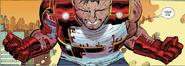Iron Man Armor Regen