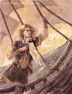 Jenny Dolfen - Earendil the Mariner