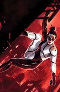 Lady Bullseye Marvel Comics