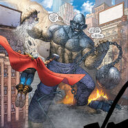 Carl CreelAbsorbing Man (Marvel Comics)