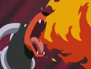 Harrison Houndoom Flamethrower