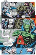 Scattering by Martian Manhunter