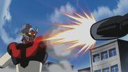Mazinger Punch