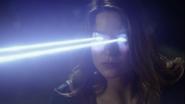 Supergirl-Bizarro-Freeze vision