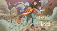 Kamala Khan stretch