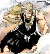 Komamura's human form