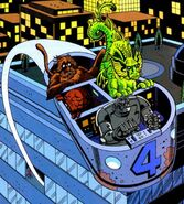 Fin Fang Four (Marvel Comics)