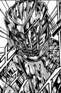 Toriko fork armor