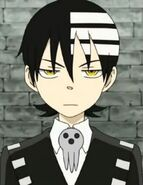 Death the Kid (Soul Eater) meh