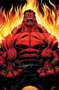 Red Hulk (Marvel Comics)