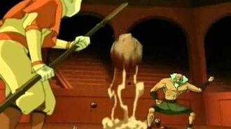 Avatar Creating The Legend - 2 - Earthbending