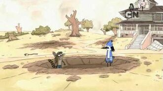 Regular Show - Death Punchies (Preview)