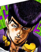 Surface mimicking Josuke