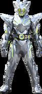 Kamen Rider Zero-One - MetalCluster Hopper