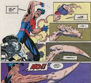 Wonder Man Hand of Death
